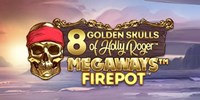 8 Golden Skulls of the Holly Roger