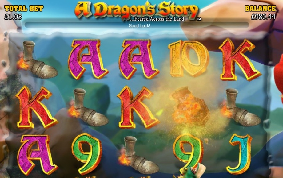 A Dragon's Story Extra Wilds