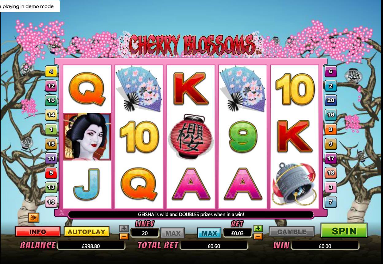 Cherry blossoms nextgen gaming casino slots keno online websites